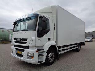 IVECO Stralis, Euro 5, 381 TKM !, NL Truck, TOP!! dobozos teherautó