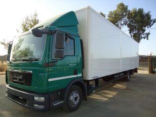 MAN TGL 12 250 dobozos teherautó