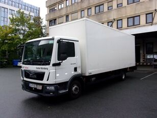 MAN TGL 12.250 Koffer+HF dobozos teherautó