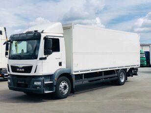 MAN TGM 18.290 Italszállító Emelőhátfallal dobozos teherautó