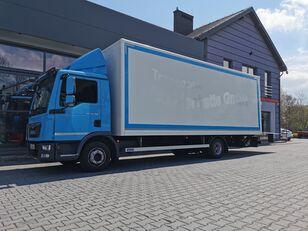 PALFINGER winda MBB C 1500L + zabudowa / kontener dobozos teherautó