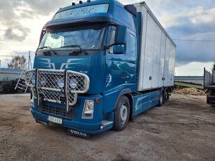 VOLVO FH12 460  dobozos teherautó