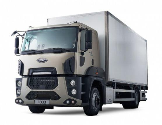 új FORD Trucks 1833DC  dobozos teherautó