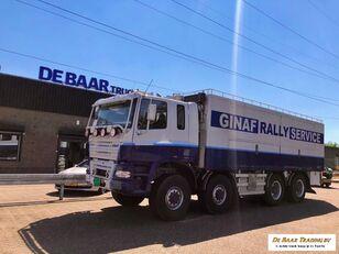 GINAF M 4446-S 8x8 assistentie voertuig dobozos teherautó