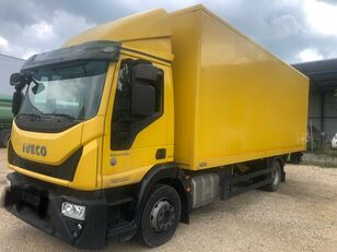 IVECO Eurocargo 120-280 Koffer+HF dobozos teherautó