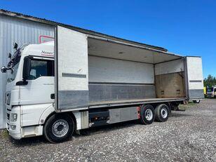 MAN TGX 26.440, 6x2 dobozos teherautó