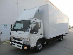 sérült Mitsubishi Fuso Canter 7C18 dobozos teherautó