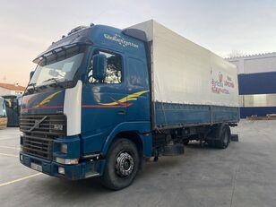 VOLVO FH12 340 dobozos teherautó