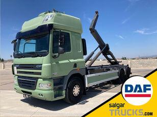 DAF CF 85.410 emelőhorgos teherautó