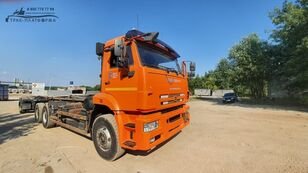 MULTILIFT Камаз 658667 emelőhorgos teherautó