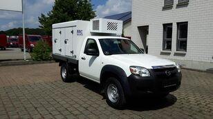 MAZDA B 50 4WD ColdCar Eis/Ice -33°C 2+2 Tuev 06.2023 4x4 Eiskühlaufba fagylalt teherautó