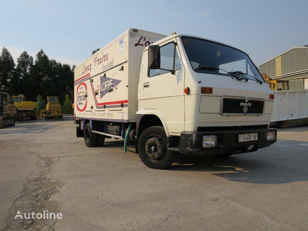 MAN 6100F fagylalt teherautó