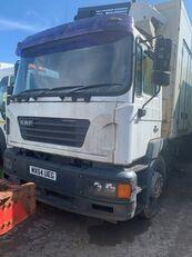 ERF ECM 2004/2003 BREAKING FOR SPARES hűtős teherautó alkatrésznek