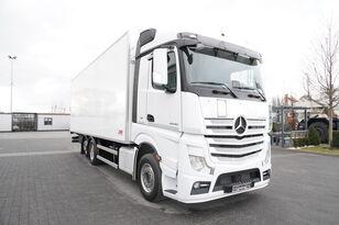 MERCEDES-BENZ Actros 2542 , E6 , 6x2 , 20 EPAL , Height 2,60m , retarder ,  hűtős teherautó