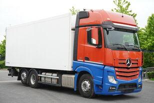 MERCEDES-BENZ Actros 2542 , E6 , Schmitz 18 EPAL , 2,5m height , partition wal hűtős teherautó