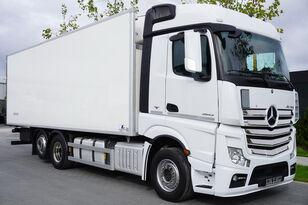 MERCEDES-BENZ Actros 2543 / 270 k KM ! ! ! / E6 / 6x2 / Carrier / lift axle /  hűtős teherautó