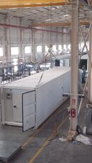 új Ram Container cooling box 40 feet hűtős teherautó
