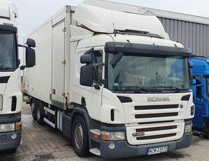 SCANIA P420 Euro5 AdBlue  hűtős teherautó