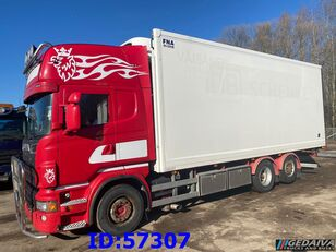 SCANIA R500 6X2 - Thermoking T1000R - Euro5 hűtős teherautó
