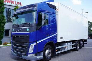 VOLVO FH460 , E6 , 18 EPAL , Height 2,6m , partition wall , retarder , hűtős teherautó