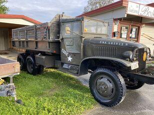 GMC 1942   CCKW 353 with winch katonai teherautó