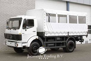 MERCEDES-BENZ 1017 katonai teherautó
