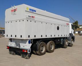 új TEKFALT basFALT Binding Agent Spreader katonai teherautó