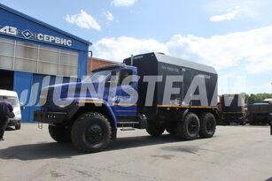 új UNISTEAM ППУА 1600/100 серии UNISTEAM-M1 УРАЛ NEXT 4320 katonai teherautó