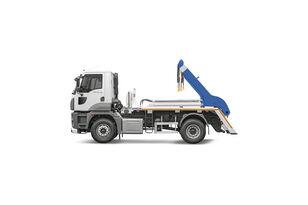 új HİDRO-MAK konténerszállító teherautó