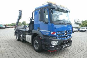 MERCEDES-BENZ Arocs 2543 6x2 Konténeres Meiller felépítmény konténerszállító teherautó