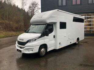 új IVECO Pferdetransporter lószállító teherautó