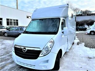 új OPEL Movano lószállító teherautó