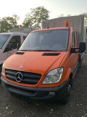 MERCEDES-BENZ Sprinter 516 cdi DOKA nyitott platós teherautó