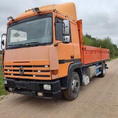 RENAULT R385 nyitott platós teherautó
