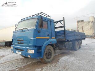 KAMAZ 65117 platós teherautó