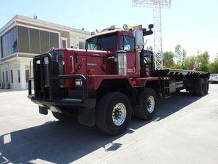 KENWORTH * C500 * Bed / Winch * 8x4 Oil Field Truck * platós teherautó