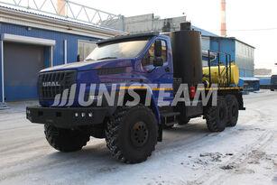 új UNISTEAM AS6 УРАЛ NEXT 4320 platós teherautó