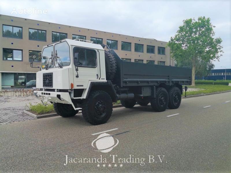 SAURER 10DM platós teherautó
