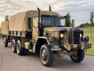 AM General M35 series  ponyvás teherautó + ponyvás pótkocsi