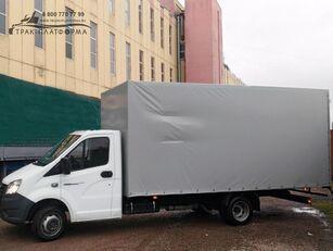 új GAZ  A21R23 ponyvás teherautó