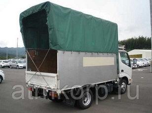 HINO Dutoro ponyvás teherautó