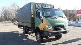 új HYUNDAI HD 65 4х4 ponyvás teherautó