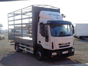 IVECO EUROCARGO ML120E18  ponyvás teherautó