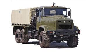 KRAZ 6322 ponyvás teherautó