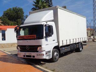 MERCEDES-BENZ ATEGO 1224 TAULINER  ponyvás teherautó