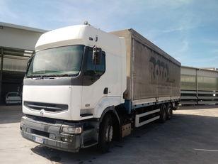 RENAULT PREMIUM 420 DCI ponyvás teherautó