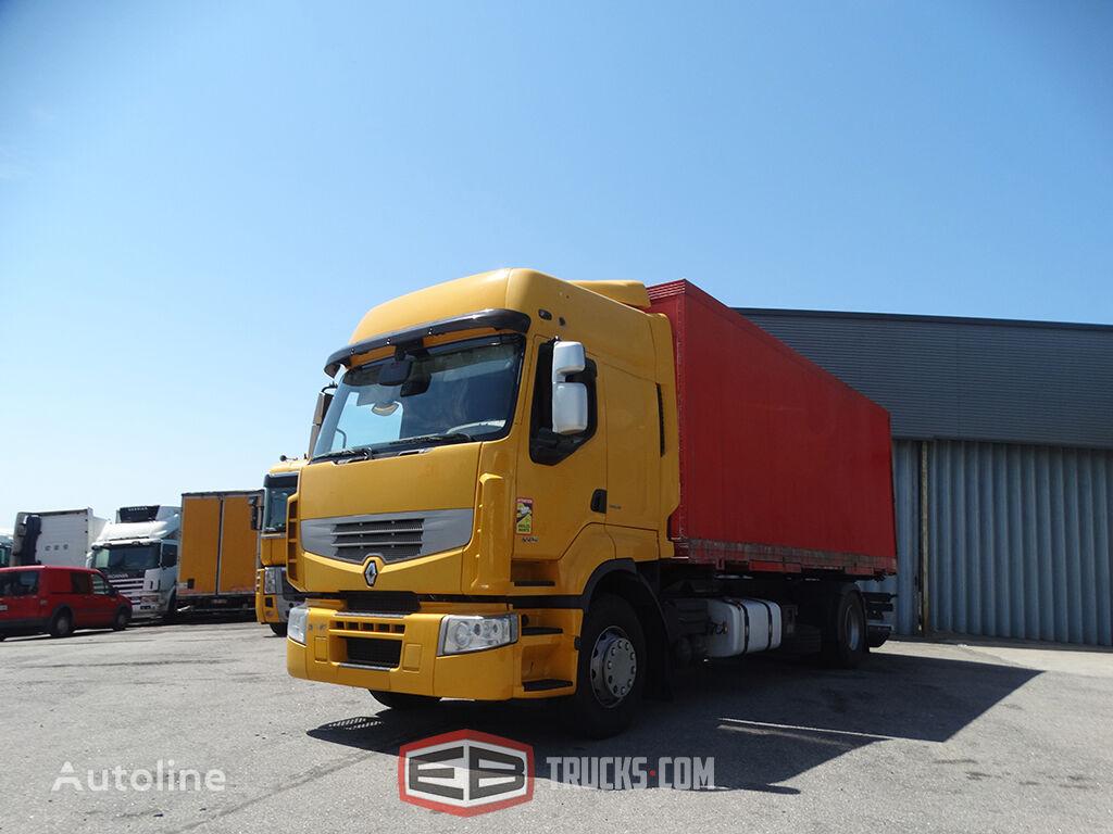RENAULT PREMIUM 460 ponyvás teherautó