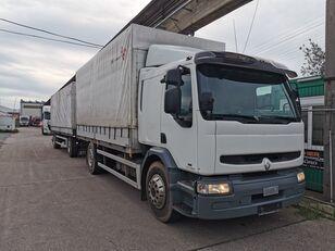 RENAULT Premium 300 Pritsche ponyvás teherautó