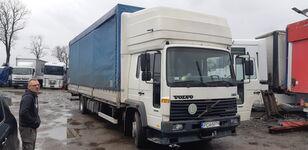 VOLVO FL6 15  ponyvás teherautó
