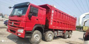 HOWO 375 ponyvás teherautó